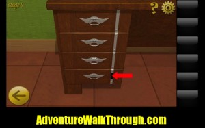 World Escape Level4 bottom drawer