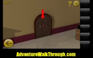 World Escape Level5 close door