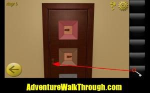World Escape Level5 door
