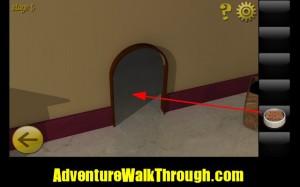World Escape Level5 door open