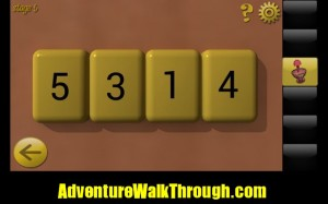 World Escape Level5 drawer password