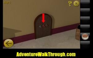 World Escape Level5 small door