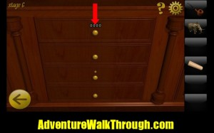 World Escape Level6 drawers