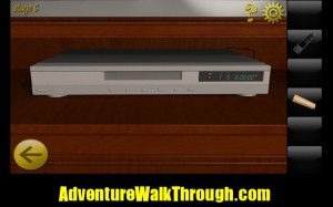 World Escape Level6 dvd player on