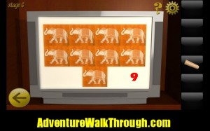 World Escape Level6 nine elephant