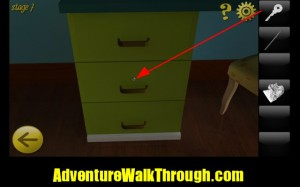 World Escape Level7 drawers