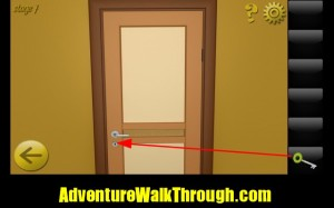World Escape Level7 use door key