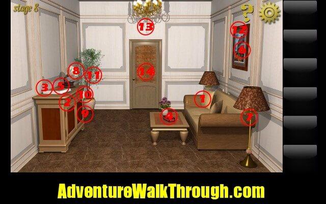 World Escape Level8 walkthrough