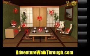 World Escape Level9 walkthrough