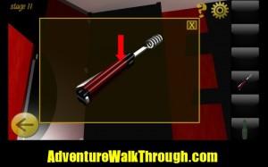 World Escape Level11 corkscrew
