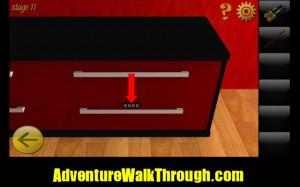 World Escape Level11 drawer
