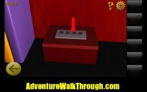 World Escape Level11 locked box