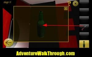 World Escape Level11 remove cork