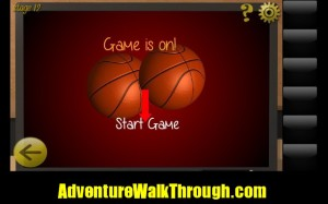 World Escape Level12 basketball game