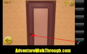 World Escape Level12 insert door key