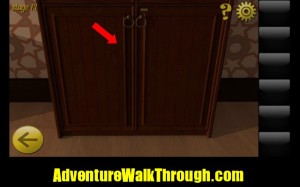 World Escape Level13 left cabinet