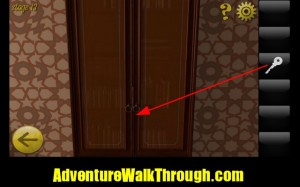 World Escape Level13 top cabinet doors