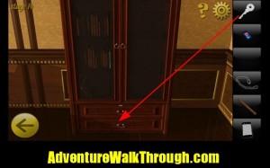 World Escape Level14 cabinet