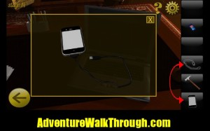 World Escape Level14 cellphone cable