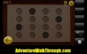 World Escape Level14 enter combination