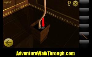 World Escape Level14 get memory card
