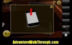 World Escape Level14 turn on phone