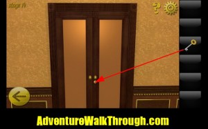 World Escape Level14 use door key