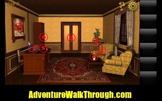 World Escape Level14 walkthrough