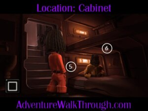 The Journey Down Ch2 Part1 cabinet