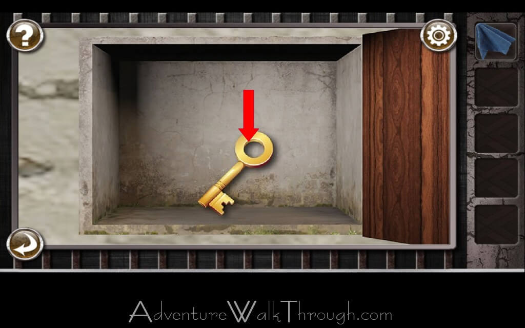 Escape The Prison Room Level 1