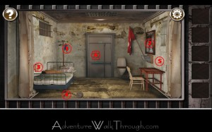 Escape the Prison Room Level1 walkthrough