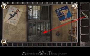 Escape the Prison Room Level2 cut the bars