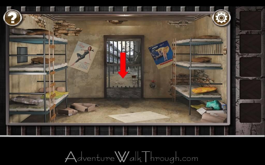 Escape the prison room level 2 for The room escape