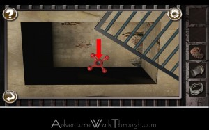 Escape the Prison Room Level2 faucet handle