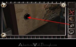 Escape the Prison Room Level2 hole