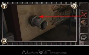 Escape the Prison Room Level2 insert handle