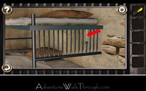 Escape the Prison Room Level2 metal piece