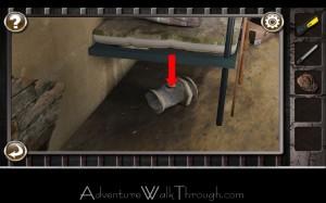 Escape the Prison Room Level2 pipe