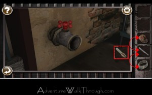 Escape the Prison Room Level2 saw