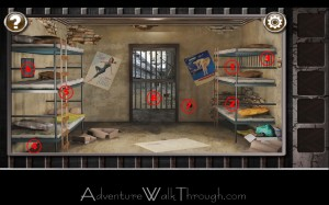 Escape the Prison Room Level2 walkthrough