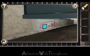 Escape the Prison Room Level3 cyan