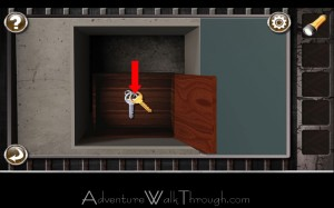 Escape the Prison Room Level3 door key