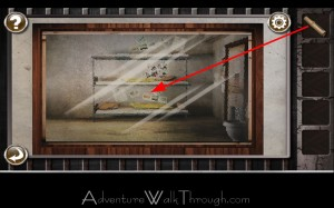 Escape the Prison Room Level3 mirror