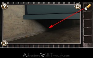 Escape the Prison Room Level3 under the bed