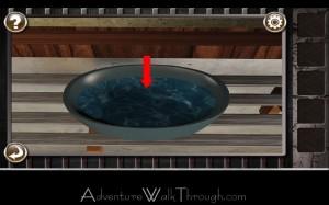 Escape the Prison Room Level3 water bowl