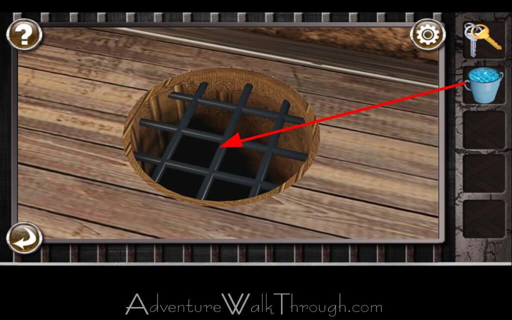 Escape the prison room level 4 for 101 room escape 4