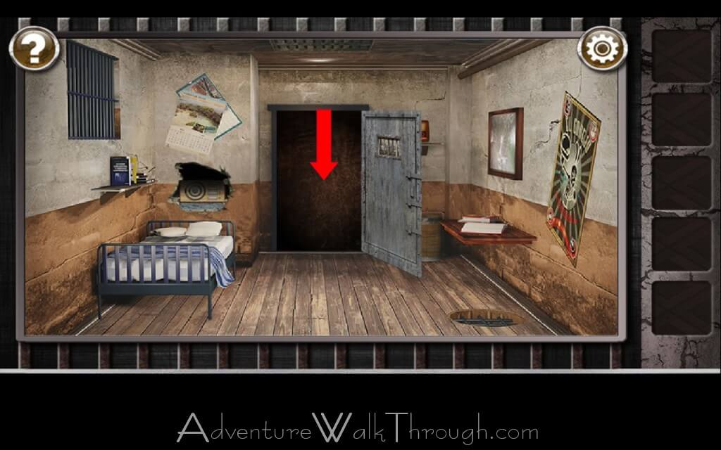 Empty Room Escape Level