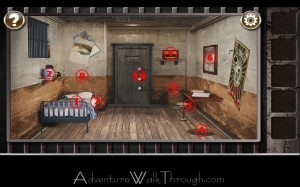 Escape the Prison Room Level4 walkthrough