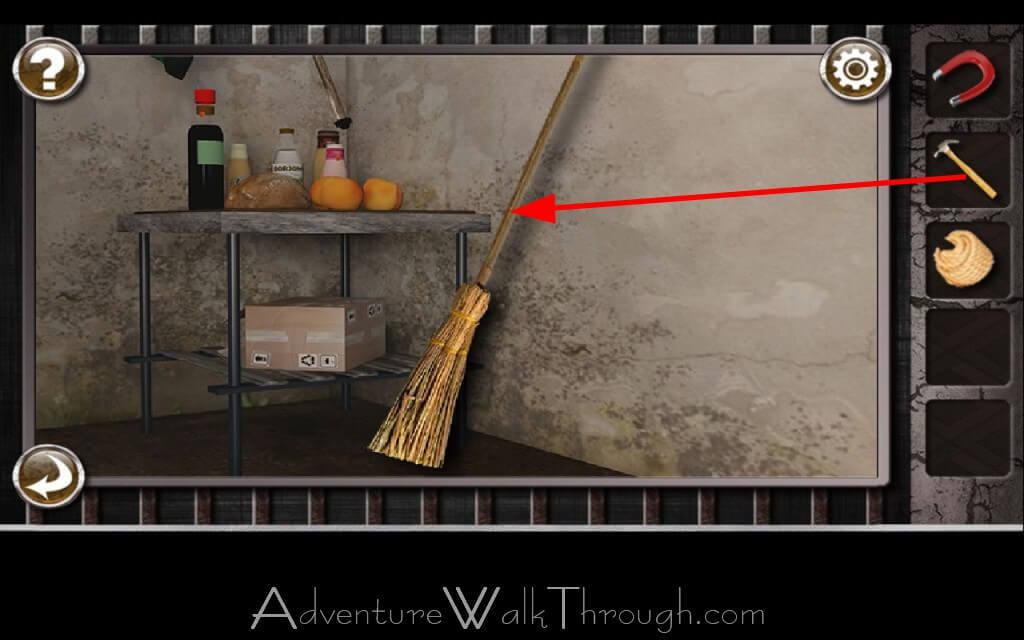 Escape the prison room level 5 for Small room escape 9 walkthrough