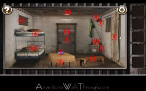 Escape the Prison Room Level5 walkthrough